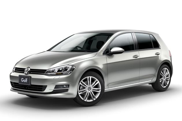 VW 新型ゴルフ TSI Highline