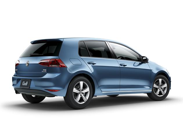 VW 新型ゴルフ TSI Comfortline