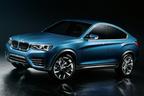 2014年に市販化も!BMW、「Concept X4」を上海モーターショー2013にて世界初公開