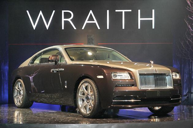 Rolls-Royce WRAITH(ロールスロイス レイス)
