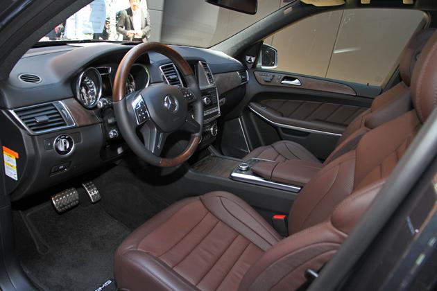 メルセデス・ベンツ 新型 GLクラス GL 63 AMG