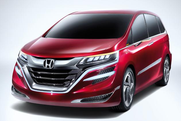 ホンダ 新価値MPVコンセプトモデル「Concept M」[2013上海モーターショー出展車]