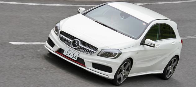 メルセデス・ベンツ 新型 Aクラス「A250 シュポルト(SPORT)」試乗レポート/石川 真禧照