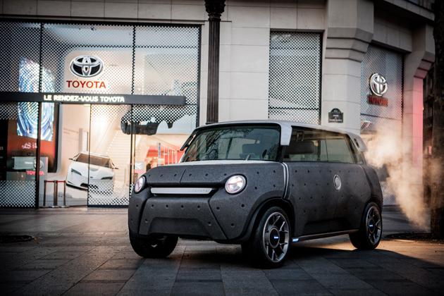 トヨタ、小型EVコンセプトモデル「ME.WE」を公開 ~併せてYoutube動画もアップ~