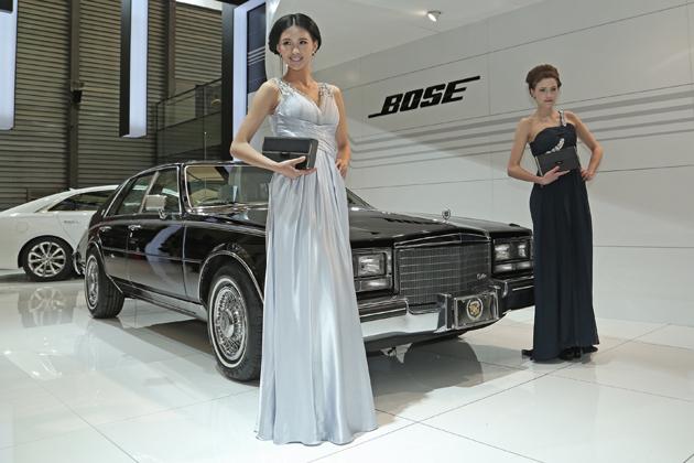 上海モーターショー2013 BOSEブースレポート/金子浩久
