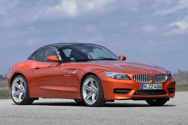 BMW 新型 Z4 sDrive35is[2013年マイナーチェンジモデル] 海外試乗レポート/萩原秀輝(1/3)