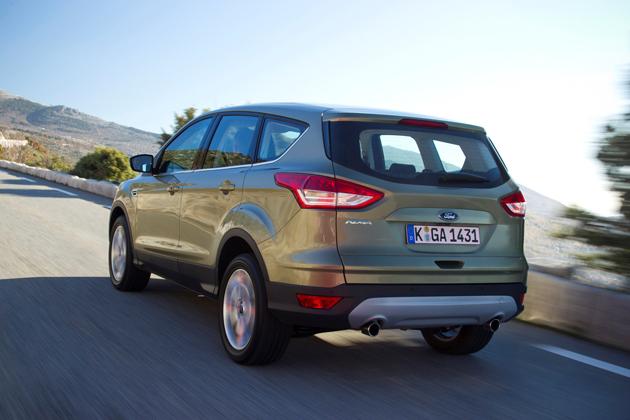 フォード 新型クーガ 海外試乗レポート /大谷達也