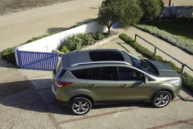フォード 新型クーガ