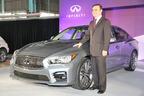 インフィニティの新しい高級セダン「Q50」が栃木工場で生産開始~次期「日産 スカイライン」新型車速報~
