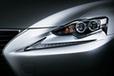 レクサス 新型 IS LEDヘッドランプ