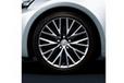 レクサス 新型 IS フロント225/40R18+リア225/35R18タイヤ&アルミホイール(メッシュ)