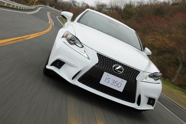 レクサス 新型IS 新型車解説 -ベストグレードはハイブリッドモデルの「IS300h・Fスポーツ」!-