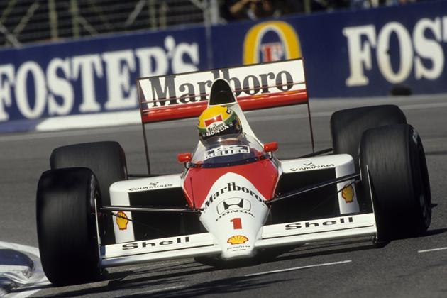 マクラーレンホンダ F1 MP4/5['89 Australia GP/エンジン:ホンダRA109E]