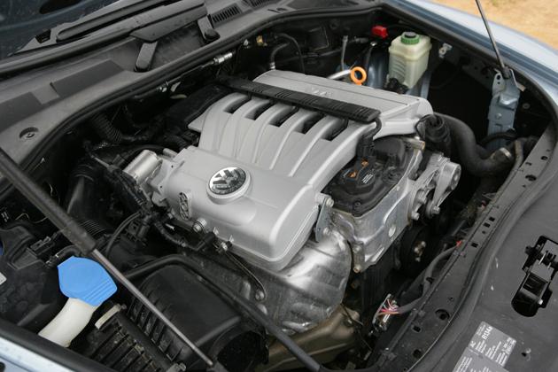 V6、3.6L、280馬力 直噴エンジン