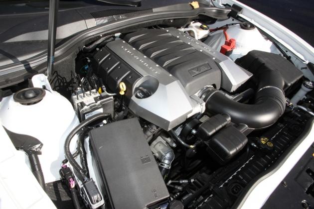 シボレー カマロSS RS