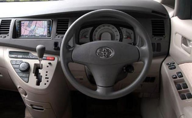 トヨタ アイシス 新型車解説
