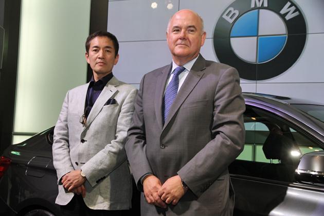 BMW 3シリーズグランツーリスモ発表会の模様