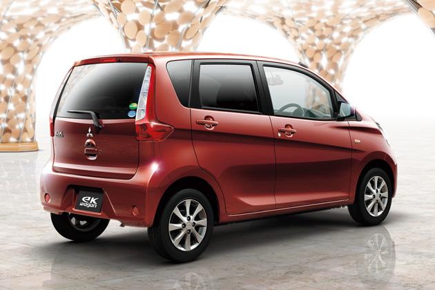 三菱 新型eKワゴン