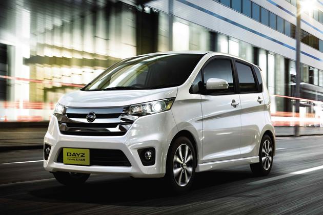 日産「デイズ」(DAYZ)新型車解説 -三菱との共同開発で生まれた日産の新型軽「デイズ(DAYZ)」!-