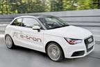 アウディ R8 e-tron(EV)・A3 g-tron(天然ガス車)試乗レポート/川端由美