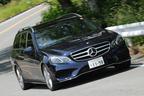 メルセデス・ベンツ 新型 Eクラス セダン&ワゴン(2013年モデル) 試乗レポート/河口まなぶ