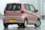 三菱 新型 eKワゴン「G」[2WD/ボディカラー:サクラピンクメタリック]