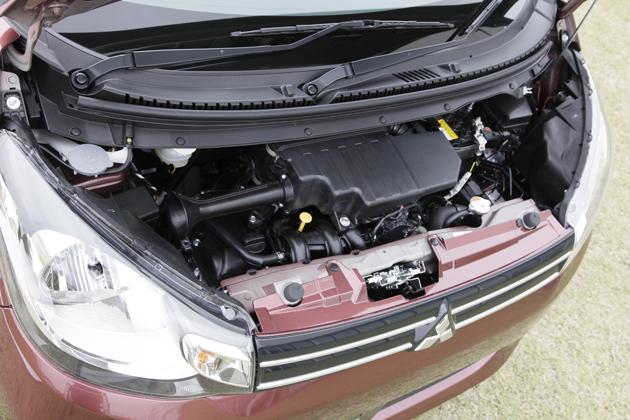 三菱 新型 eKワゴン「G」[2WD]