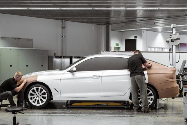 BMW : bmw 3シリーズグランツーリスモ評価 : autoc-one.jp