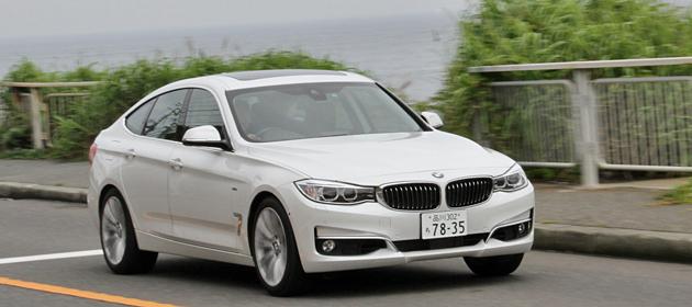 BMW 3シリーズグランツーリスモ 試乗レポート/国沢光宏