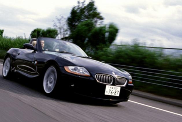 BMW・Z4の画像 p1_10