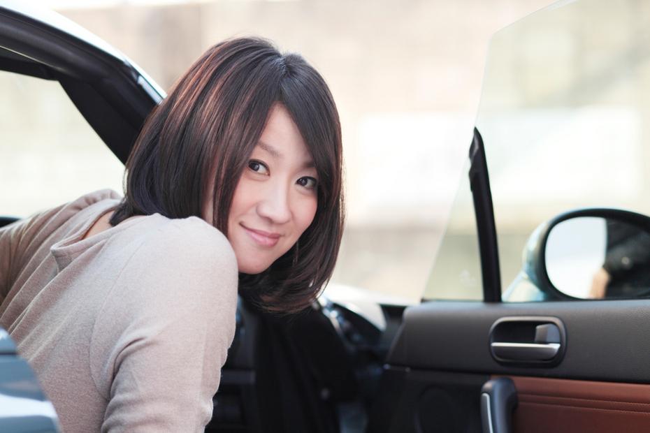 マツダ ロードスター/藤島知子【ドライブ美人】 前編