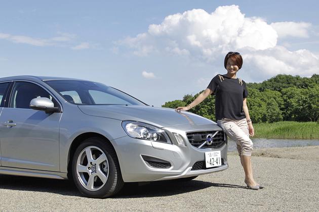 ボルボV60 T4[2013年モデル]のロングドライブレポートをしてくれたのは自動車ライターの今井優杏さん