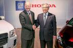 GM、ホンダが燃料電池システムと水素貯蔵システムの共同開発に合意