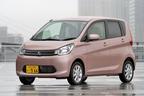 三菱自、新型「eKワゴン」が発売開始約1ヶ月で18,000台を受注