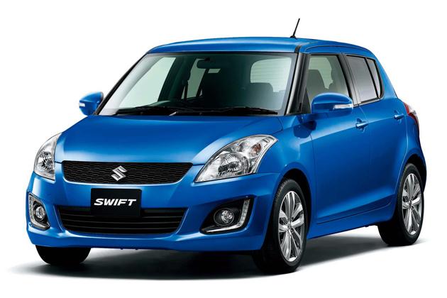 スズキ 新型スイフト[2013年マイナーチェンジ/デュアルジェットエンジン搭載車] 新型車解説