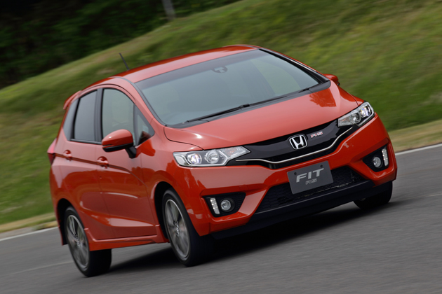 ホンダ 3代目新型フィット[2013年9月発売予定モデル] 試乗レポート/飯田裕子