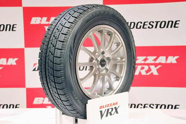 真夏に雪上試乗!? ブリヂストン 新型スタッドレスタイヤ「BLIZZAK VRX」発表会速報 ~CMでお馴染み「タイヤカフェ」も期間限定でオープン~