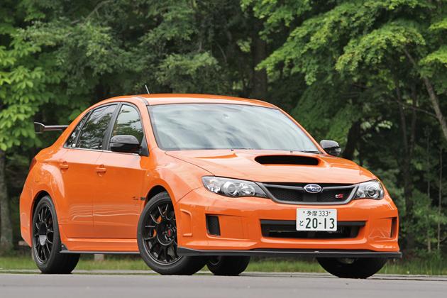 スバル STIコンプリートカー「WRX STI tS TYPE RA NBR CHALLENGE PACKAGE [RECARO]」[300台限定/ボディカラー:タンジェリンオレンジ・パール]
