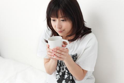 まずは、目覚めのコーヒーですね☆