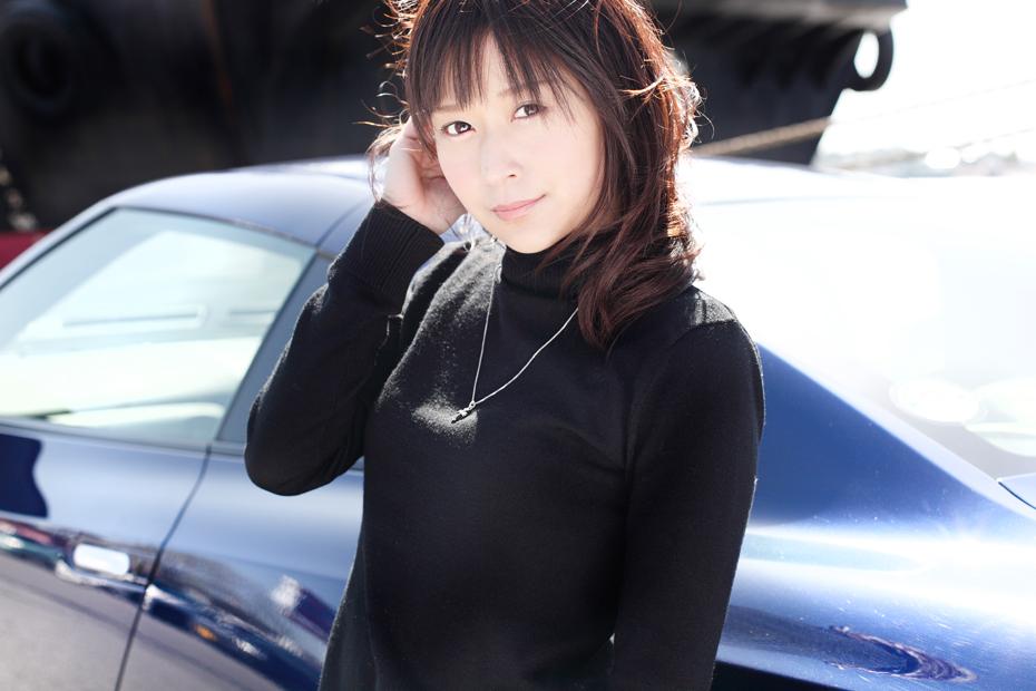 日産 GT-R/吉沢七海【ドライブ美人】 前編