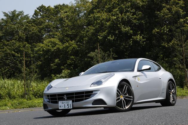 「Ferrari FF」(フェラーリ FF)