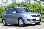 スズキ 新型スイフト[2013年マイナーチェンジ/デュアルジェットエンジン搭載車]試乗レポート/渡辺陽一郎