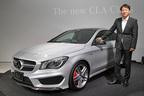 メルセデス・ベンツ CLAクラス 新型車速報 ~美しいスタイリングを持った、新型「4ドアクーペ」いよいよ登場~