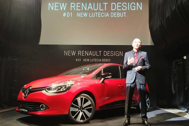 ルノー 4代目 新型「ルーテシア」 新型車速報 ~ルノーの新世代デザイン思想「サイクル・オブ・ライフ」に沿った初めてのニューモデル~