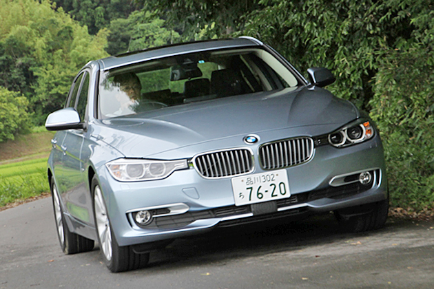 BMW 320d BluePerformance 燃費レポート