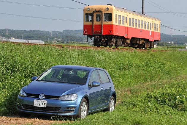 VW 新型ゴルフ7 TSIコンフォートライン 燃費レポート