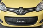 ルノー 新型「カングー 」 新型車速報 ~フロントデザインを一新しカラーバリエーションも豊富になった新型カングーが登場~