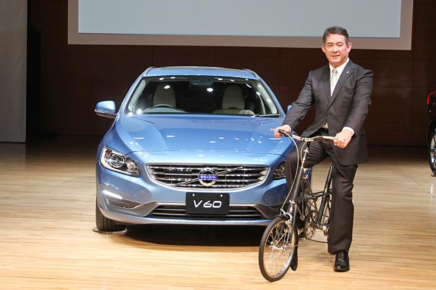 ボルボ 2014モデル(6車種)新型車速報 ~デザインを一新し、安全装備も充実~