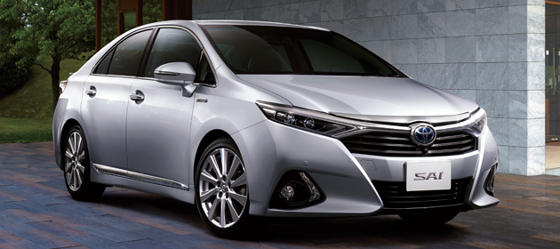 トヨタ SAI [2013年マイナーチェンジモデル] 新型車解説