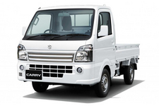 スズキ 新型軽トラック「キャリイ」キャリイ KX スペリアホワイト